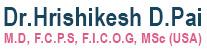 Dr. Hrishikesh D. Pai MD, FCPS, FICOG Logo
